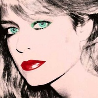 Andy Warhol painting of Farrah Fawcett from Ryan O'Neal lawsuit