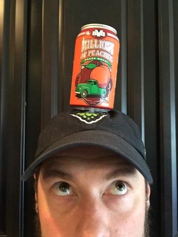 Josh Stewart Brazos Valley Brewing Millions of Peaches