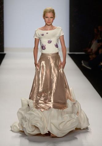 Mercedes-Benz Fashion Week, Project Runway, Sept 2013