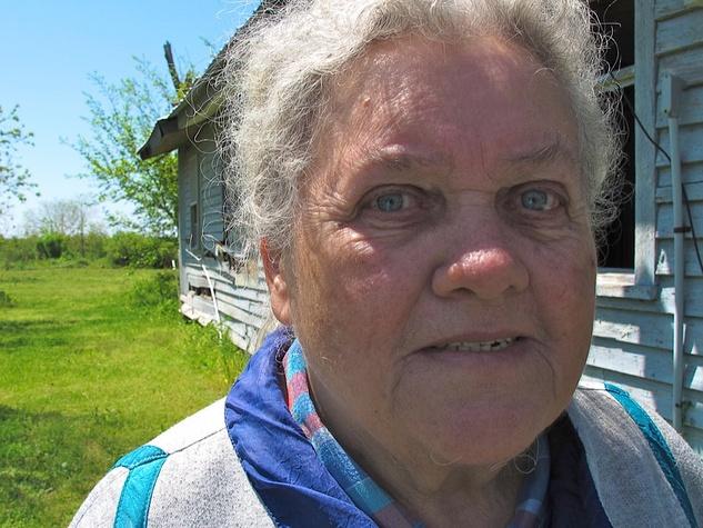 Katie Louisiana Revisited part 4 April 2013 Jane Chaisson