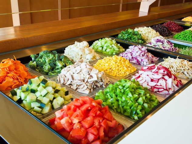 Salata Salad Bar