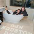 20 Dana and Taft McWhorter at the JW Marriott Houston Grand Opening November 2014