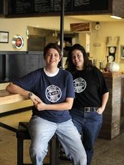 Jeana Johnson and Colleen O'Hare of Good 2 Go Taco