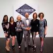 Diana Oates, Stephanie Quadri, Yvonne Crum, Jackson, Cynthia Smoot, Jennifer Chininis at 2014 CultureMap Stylemaker Awards