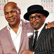 Mike Tyson and Spike Lee