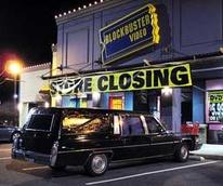 Blockbuster closed