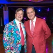 0237 Dan Parsley, left, and Ricardo Perusqia at the Cristo Rey Jesuit Gala January 2015