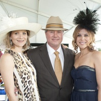 News_Houston_Hats in the Park_March 2012_Stephanie Cockrell_Ernie Cockrell_Estela Cockrell