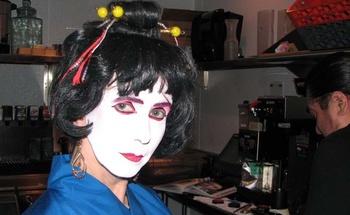 D Magazine critic Nancy Nichols