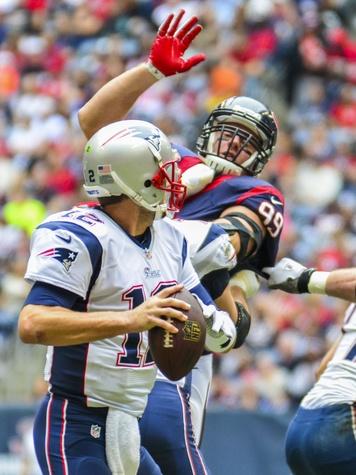Tom Brady J.J. Watt Texans