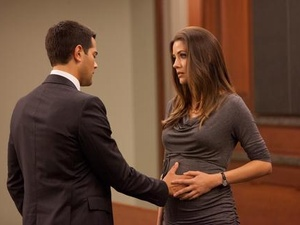 Jesse Metcalf and Julie Gonzalo on TNT's Dallas
