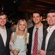 4, Del Frisco's Grille VIP party, March 2013, Connor Tamlyn, Emily Brlansky, Michael Weekley, Carlton Ellis