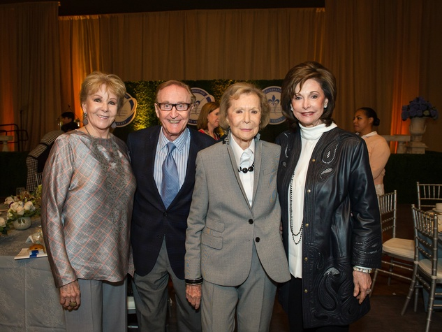 Annette Simmons, Dr. Ken Altshuler, Ruth Sharp Altshuler, Gene Jones