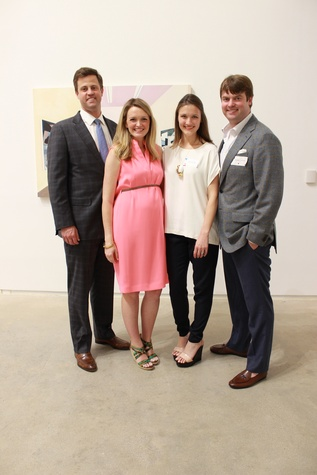 News, Shelby, UH School of Art, April 2015, Robert Eifler, Sydney Eifler, Annie Eifler, Campbell Eifler