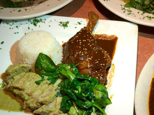 Pico's Mex Mex tasting February 2014