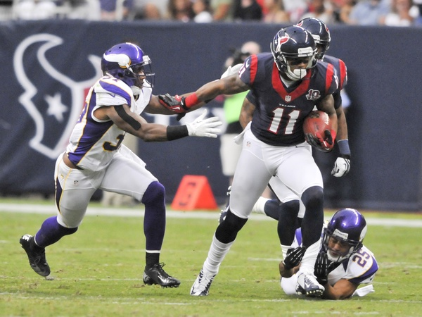 DeVier Posey Texans TD catch