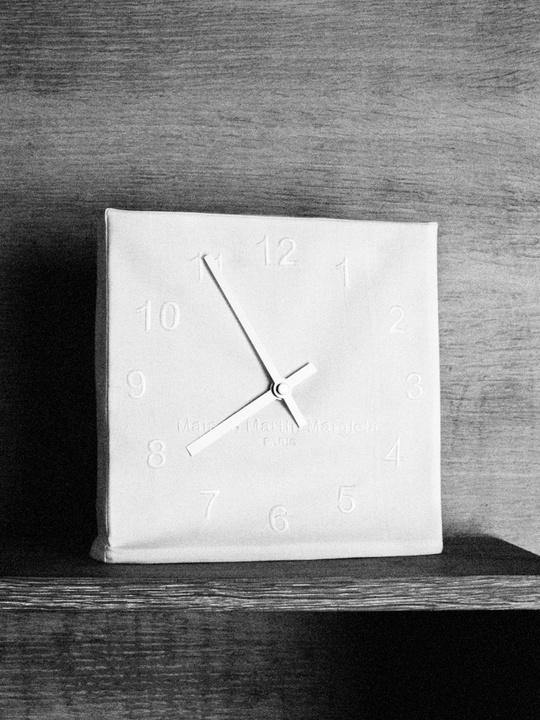 Maison Martin Margiela clock from Saks