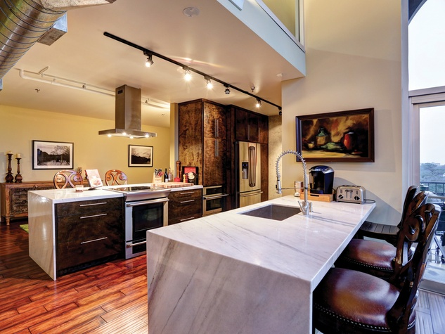 6 On the Market 6007 Memorial Drive Unit 501 February 2015