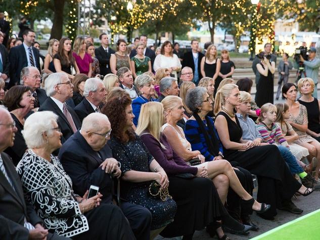 The Saint Anthony Hotel San Antonio Grand Reopening 2015 Kim Johnson Elizabeth Raney Cheryl Greehey