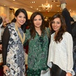 6 Nihala Zakaria, from left, Nadia Saiz and Samiha Khan at Mandy Kao and Nihala Zakaria birthday party October 2014