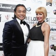 Quang and Staci Henderson at Fashion Woodlands with Theresa Roemer March 2015
