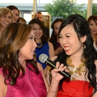 Houston, CKW Luxe Magazine Launch, May 2015, Lily Jang, Connie Kwan-Wong