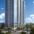 SkyHouse, high rise, Midtown, 1625 Main St., rendering