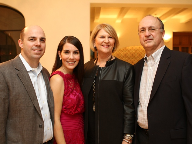 – Joel & Diana Nelson, Becky & Charlie Schwartz, brave love