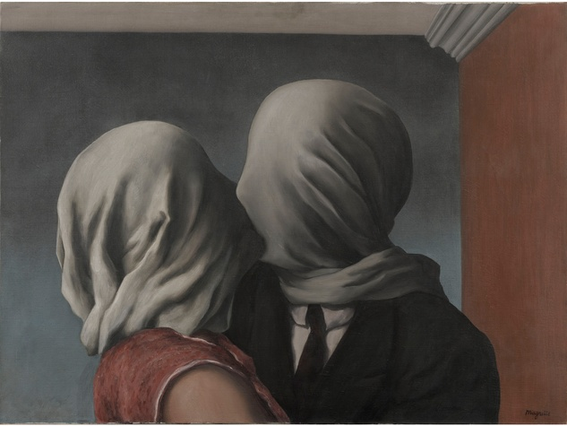 The Menil Magritte The Mystery of the Ordinary February 2014 The Lovers
