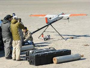 Texas A&M drone test