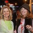Stages Repertory Theatre gala, April 2013, Lori Priess, left, and Rita Monahan