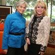 86 Anne Mendelsohn, left, and Zane Carruth at the Houston Grand Opera Ball luncheon February 2014