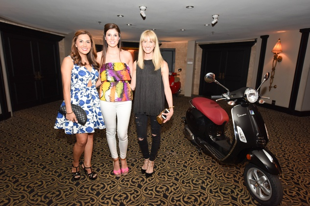 News, Shelby, Hotel ZaZa La Dolce Vita, April 2015, Camille Connolly, Julie Chen, Chris Goins