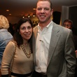 Jennifer and Matthew Wells at the Alley Young Professionals holiday party December 2013