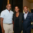 News, Shelby, HFAF party, August 2014, Marcus Carter, Erin McClarty, Chris West Jr.