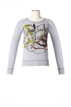 Proenza Schouler long-sleeve tee from Target + Neiman Marcus Holiday Collection