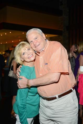 News, Shelby, Roseann Rogers & Lara Bell Birthday, August 2014 Jan Glenn and Gene Haynes