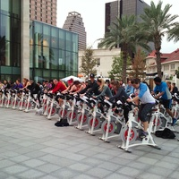 UHS Fitness and JoyRide Cycling + Fitness present Rock and Ride