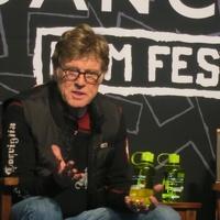 Robert Redford, Sundance Film Festival, January 2013