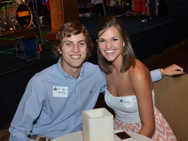 4th Annual Pay it Forward Benefit with Daniel Curtis in Austin Kyle Dealing & Crissy Flores