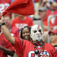 Texans fans Ravens
