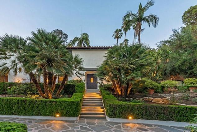 Jim Parsons Los Feliz home 2014 2