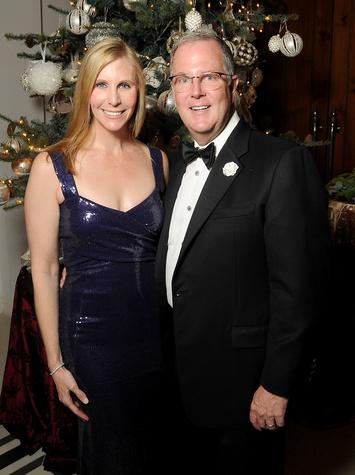 Houston, Trees of Hope gala, Nov. 2016, Heather Holmes, Richard Holmes