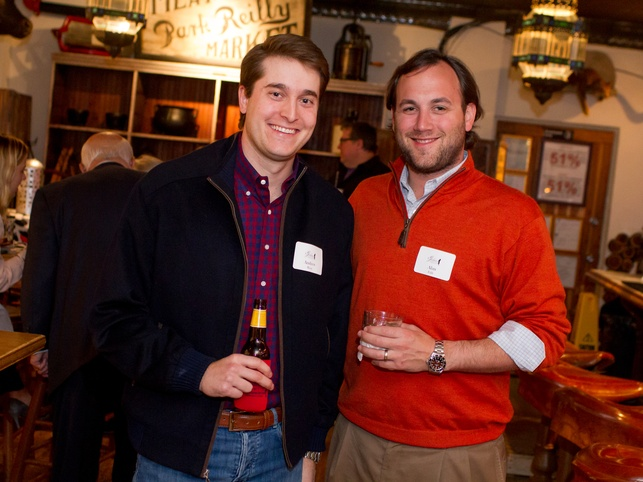 Cattle Barons Gentlemans Committe, Feb. 2016 Andrew Bean, Alan Falik