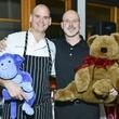 16 Kenneth Burke, left, and Jeff Conger at Joyful Toyful December 2013