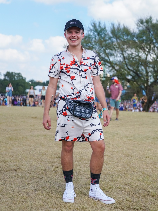 ACL Festival Weekend 2 Festival Style Blaine Dyas