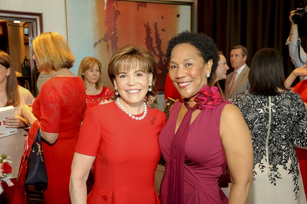 Go Red for Women, 5/16, Hallie Vanderhider, Myrtle Jones