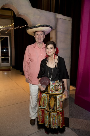 Museum of Natural Science Gala, March 2016, Bill Wheless, Laura Wheless