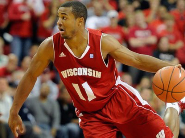 News_Jordan Taylor_Wisconsin_basketball player