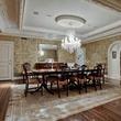 Dining room of 9823 Preston Rd. in Dallas